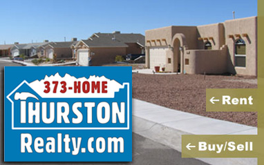 Thurston Realty - Las Cruces, New Mexico Homes for sale and rent